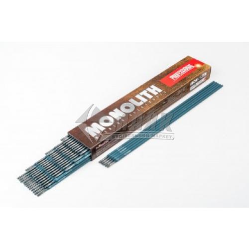 Електроди зварювальні Monolith Professional 4 мм 5 кг