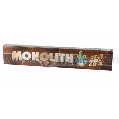Електроди зварювальні Monolith РЦ 3 мм 2,5 кг
