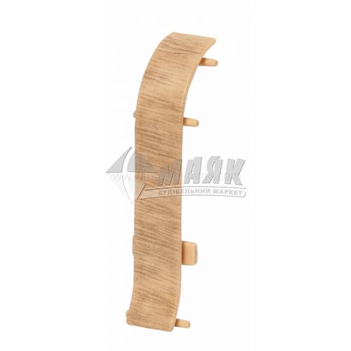 З'єднання до плінтуса-короба TIS ПЛГС-0030 дуб степовий
