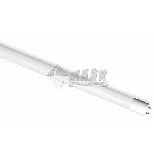 Лампа світлодіодна лінійна EUROLAMP 9Вт G13 Т8 6500°К (LED-T8-9W/6500(скло))