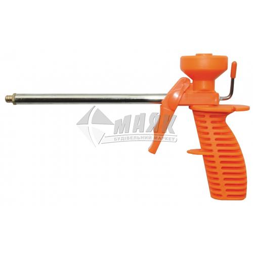 Пістолет для монтажної піни Grad 160 мм полегшений
