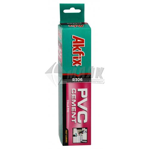 Клей універсальний для виробів із ПВХ Akfix R306 50 г