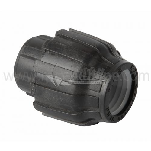 Заглушка для водопровідної труби VS Plast 25 мм
