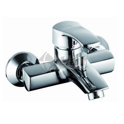 Змішувач для ванни Armatura Kwarc без душового комплекту одноважільний настінний