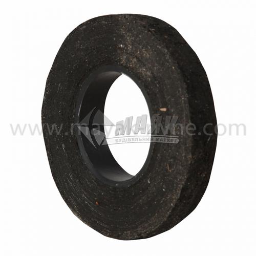 Стрічка ізоляційна на тканинній основі 20 мм х 28 м чорна