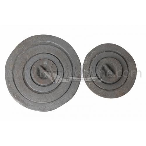 Конфорки для плити ПД-3 7 шт