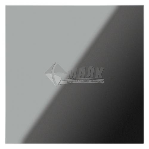 Панель до вентилятора ЕЙС ФП 160 Плейн чорний сапфір