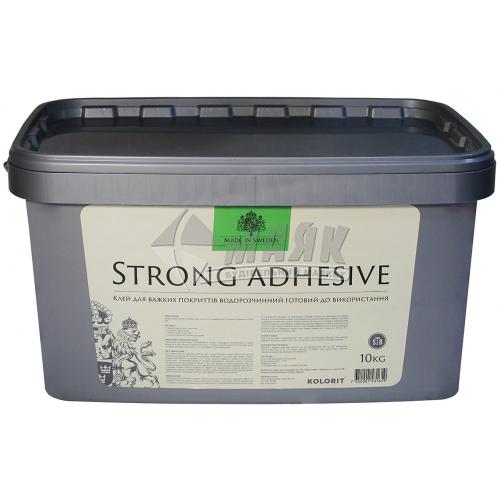 Клей для важких шпалер Kolorit Strong Adhesive 10 кг