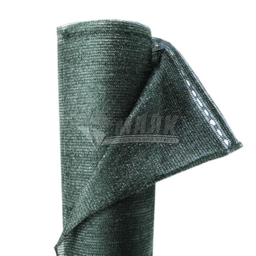 Сітка полімерна KARATZIS для затінювання 65% 2 м зелена