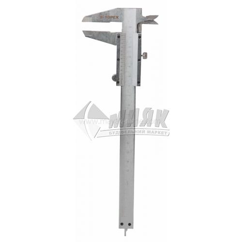 Штангельциркуль механічний VOREL 150 мм (точність 0,05 мм)
