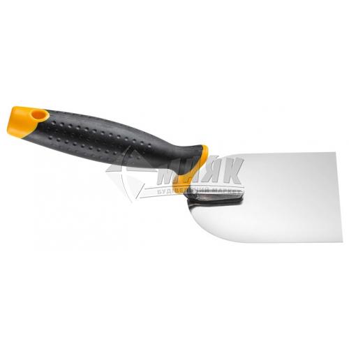 Кельма штукатурна HARDY 100×120 мм нержавіюча сталь