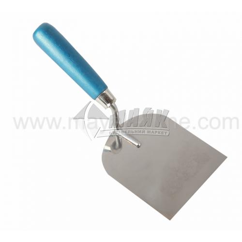 Кельма штукатурна 100 мм нержавіюча сталь