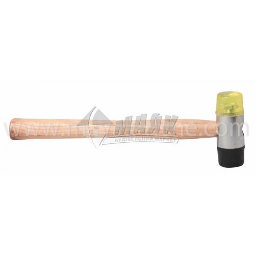 Киянка рихтувальна 30 мм дерев'яна ручка