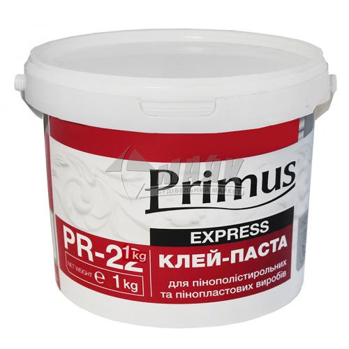 Клей монтажний акриловий Primus 1 кг