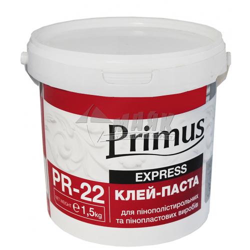 Клей монтажний акриловий Primus 1,5 кг