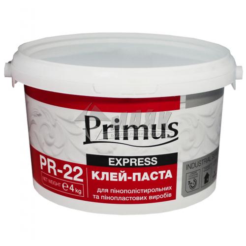Клей монтажний акриловий Primus 4 кг