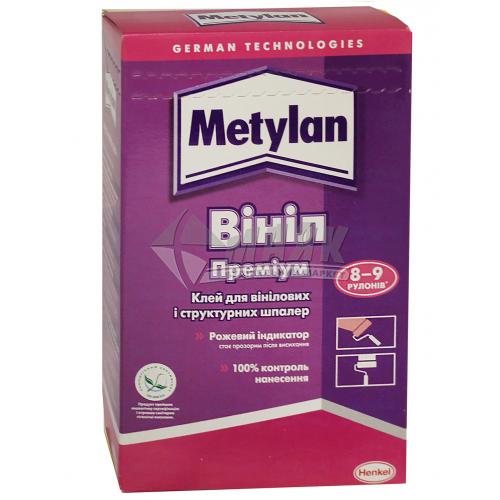 Клей для шпалер Metylan Вініл Преміум 300 г
