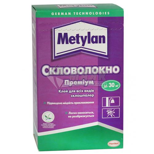 Клей для шпалер Metylan Скловолокно Преміум 500 г