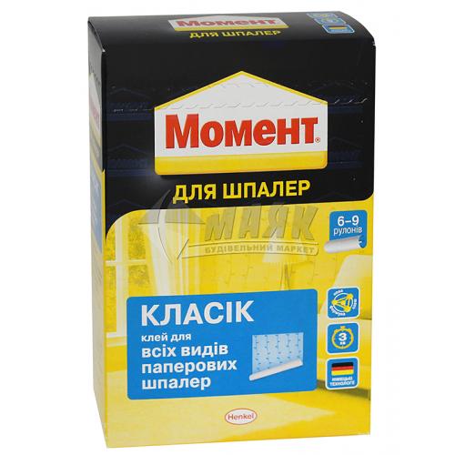 Клей для шпалер Момент Класік 190 г