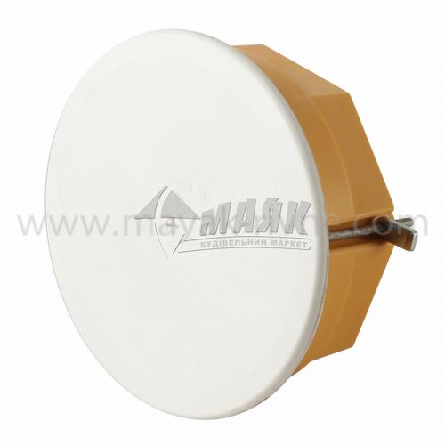 Коробка розподільча Копос KО 97/L 103×45 мм кругла для гіпсокартону