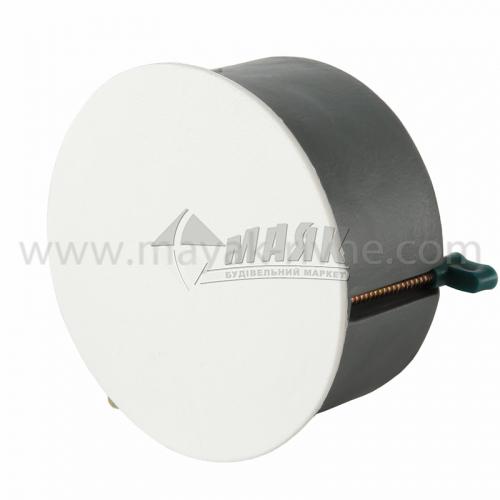 Коробка розподільча 70×40 мм кругла для гіпсокартону пластикові пелюстки