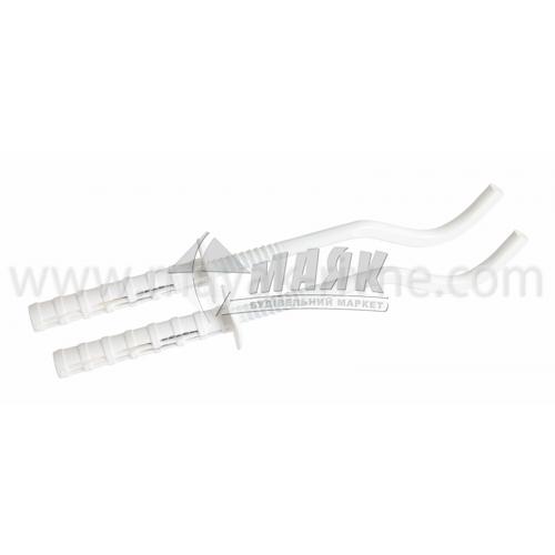 Кріплення для алюмінієвого радіатора 7×170 мм 2 шт