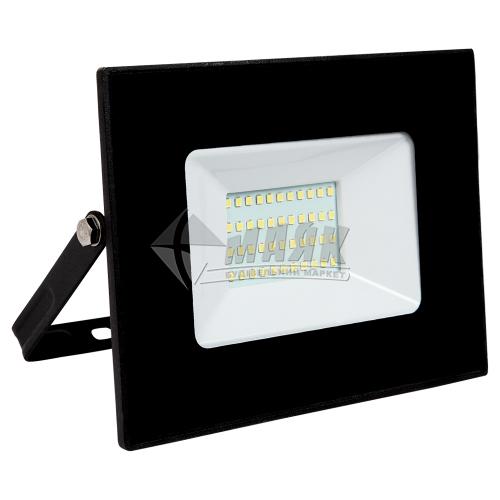 Прожектор світлодіодний Feron LL-8050 50Вт 6400°К чорний