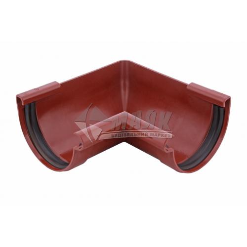 Кут внутрішній пластиковий W Profil 90° 130/100 цегляний