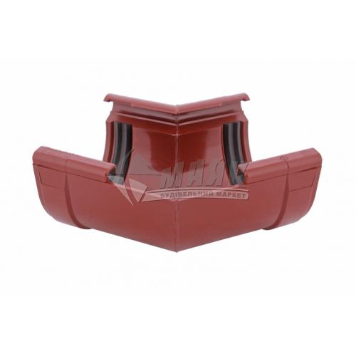 Кут внутрішній пластиковий W Profil 135° 130/100 цегляний