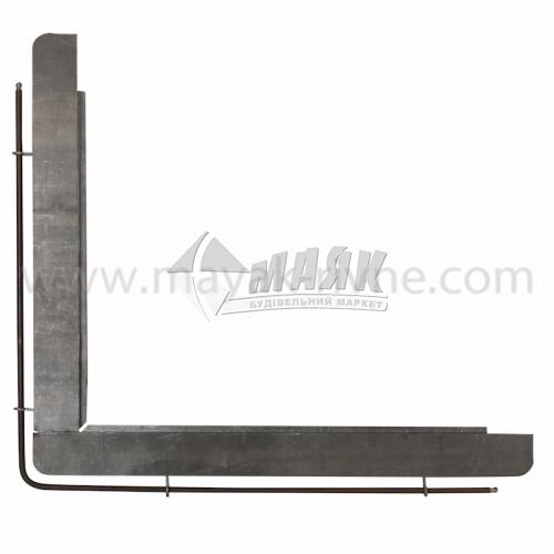 Кутник для плити 800×700 мм 3,76 кг