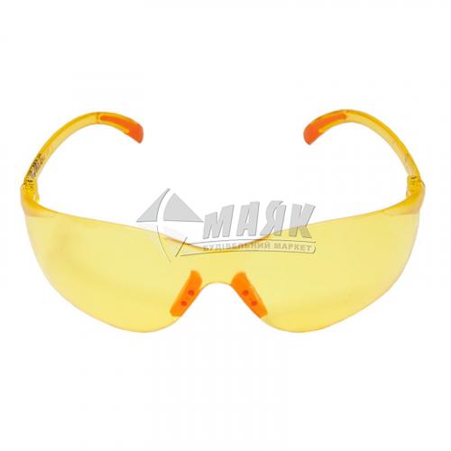 Окуляри захисні SIGMA Balance жовті
