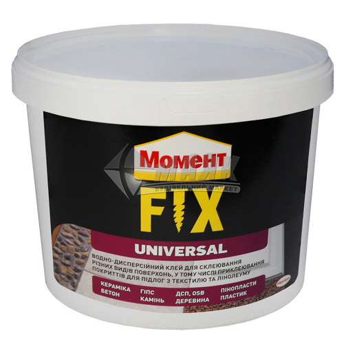 Клей універсальний Момент Fix Universal 3 кг