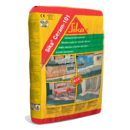 Клей для облицювальної плитки SikaCeram-101 25 кг