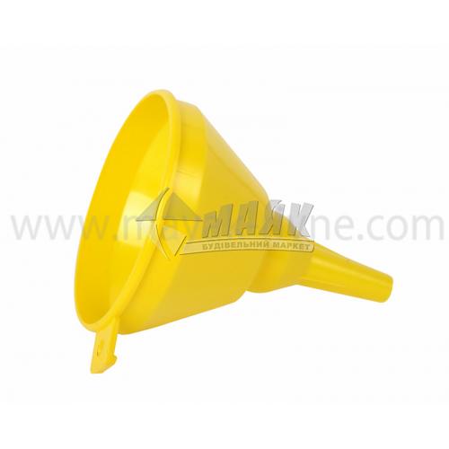 Лійка пластикова велика 117 мм в асортименті