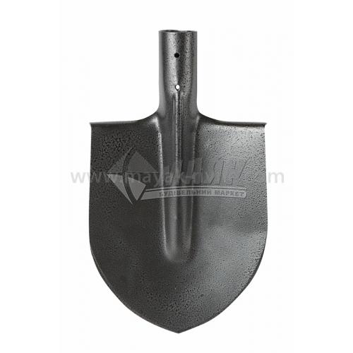 Лопата штикова 205×250 мм молоткова фарба без ручки