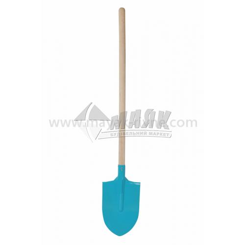 Лопата штикова JUCO 205×300 мм дерев'яна ручка