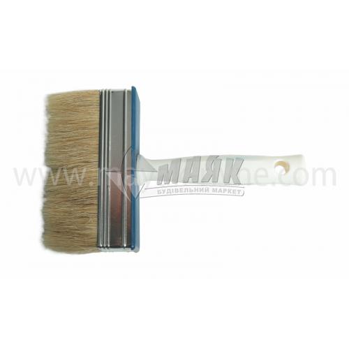Макловиця малярна Міні 40×140 мм натуральний ворс пластикова ручка