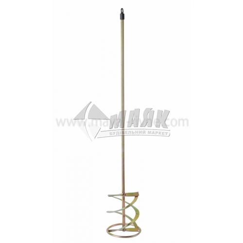 Міксер для фарб і штукатурки HEX 100×500 мм 12-30 кг