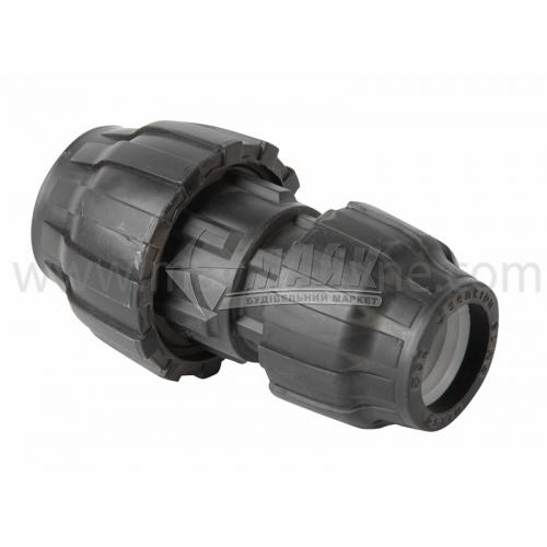 Муфта для водопровідної труби перехідна VS Plast 40×32 мм