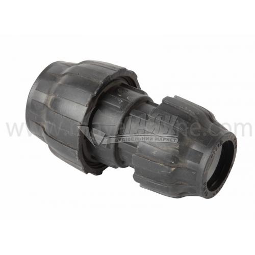 Муфта для водопровідної труби перехідна VS Plast 50×40 мм