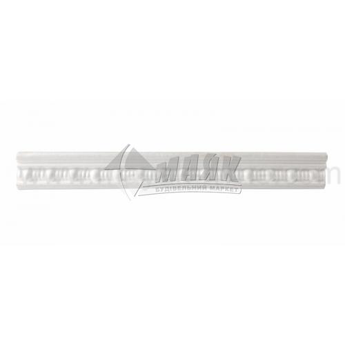 Молдінг стельовий декоративний Сім'я 0104 23×50×2000 мм