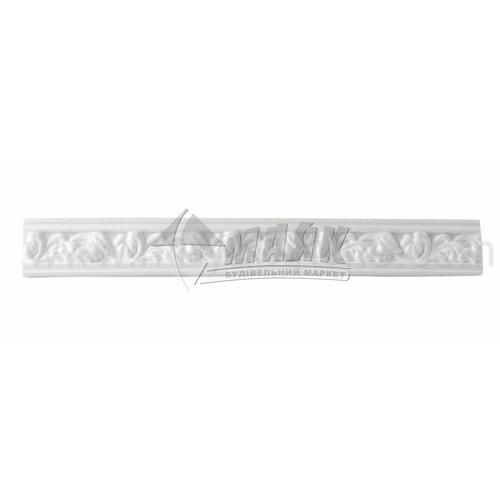 Молдінг стельовий декоративний Сім'я 0105 12×50×2000 мм