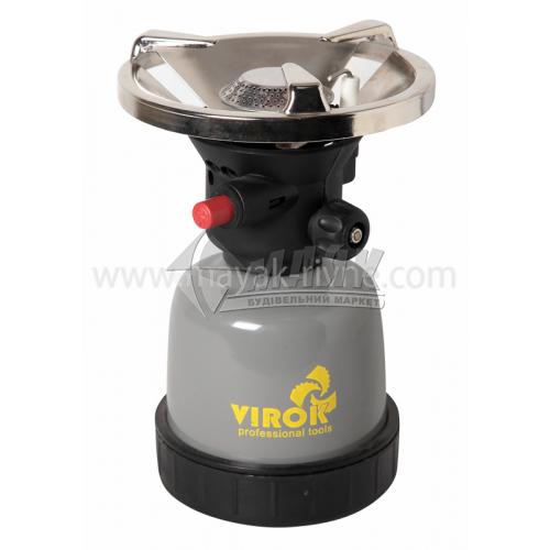 Примус газовий VIROK з п'єзозапалом під балон 190 г