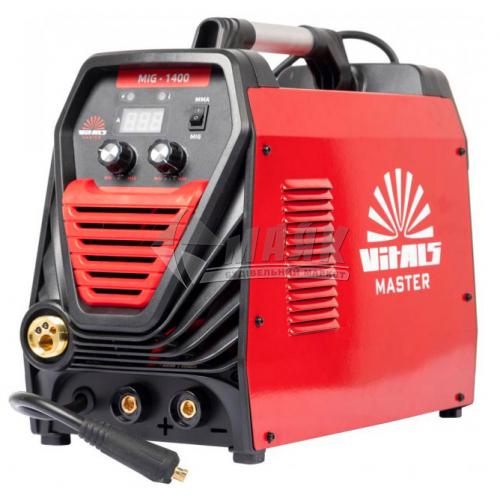 Зварювальний інвертор Vitals Master MIG 1400