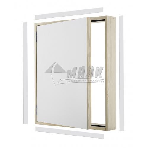 Двері на горище Oman DK Extra 70×70 см