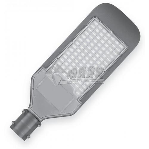 Прожектор світлодіодний вуличний Feron SP2922 50Вт 6400°К сірий