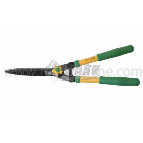 Ножиці садові Verano 550 мм регульовані леза 200×4 мм