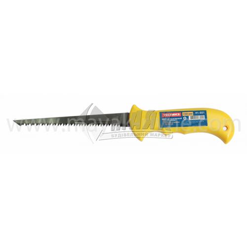 Ножівка по гіпсокартону SIGMA SWORDFISH 150 мм пластикова ручка
