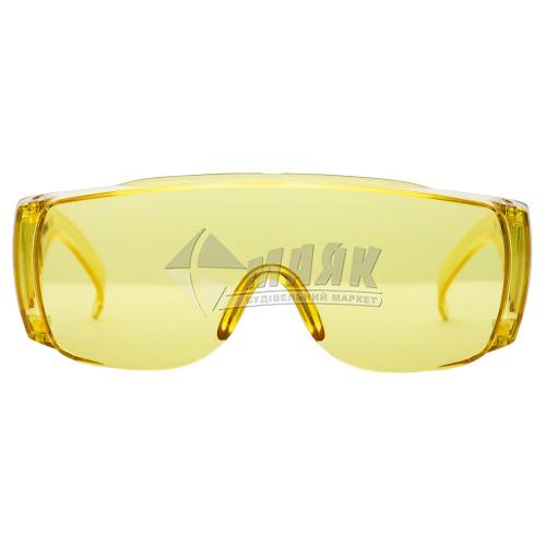Окуляри захисні SIGMA Master жовті