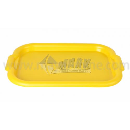 Піднос пластиковий 400×270 мм в асортименті